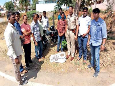 RR Nagar joins hands to blow lid off drug racket
