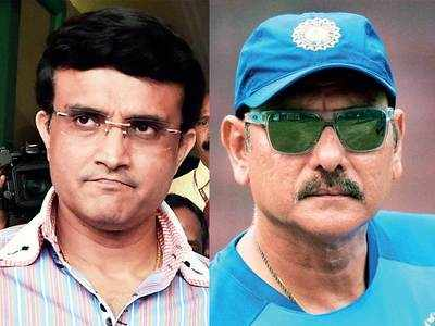 What Sourav Ganguly and Ravi Shastri could discuss at the Eden