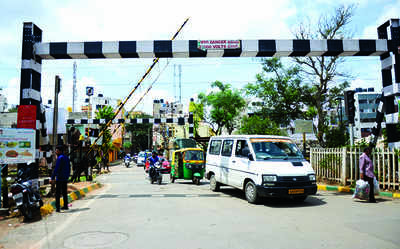BBMP's motto: Railway Under Bridges and Railway Over Bridges
