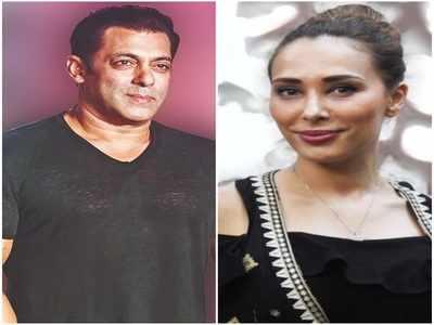 Salman Khan Iulia Vantur Get Mobbed By Fans In Jaipur