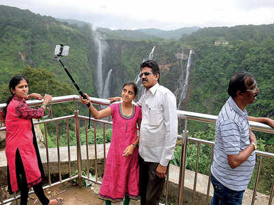 Time allowed to see Jog Falls? Just 4 hours