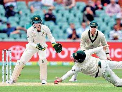 Nathan Lyon's five-wicket haul spins Australia to victory against Pakistan