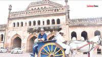 'Jab bhi Lucknow mein shoot karta hoon, mera dil khush ho jaata hai!'