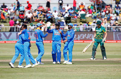 Live score india vs south africa scores