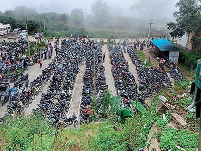 New rules for Nandi Hills visitors
