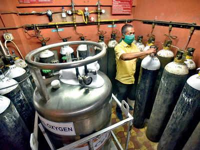 City hospitals face liquid oxygen crisis