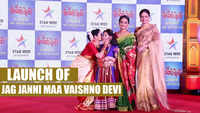Jag Janni Maa Vaishno Devi's launch: Toral Rasputra, Madirakshi Mundle talk about their roles
