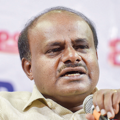 Centre's 'unilateral' decision on Cauvery panel rattles Karnataka CM HD Kumaraswamy