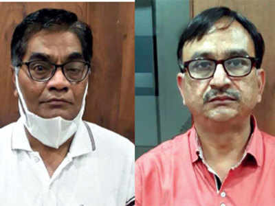 Sola Civil in-charge RMO, administrative officer caught taking Rs 8L bribe