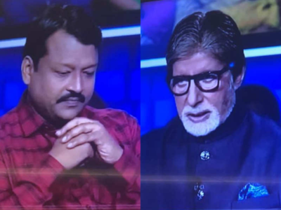 Kaun Banega Crorepati 11: Ajeet Kumar quit Amitabh Bachchan's show after being stumped by this Rs 7 crore question