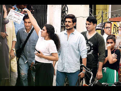 Kartik Aaryan shoots for Imtiaz Ali's next in Mumbai