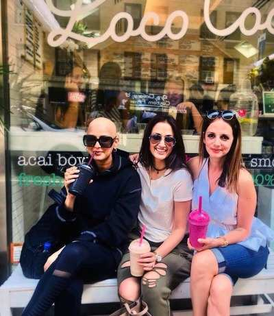 Happy Friendship Day: Sonali Bendre shares heart-warming post; says 'bald is beautiful'