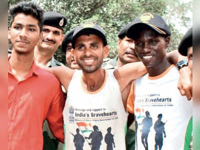 Bharat ke Veer: Running 13,750 kms for a noble cause
