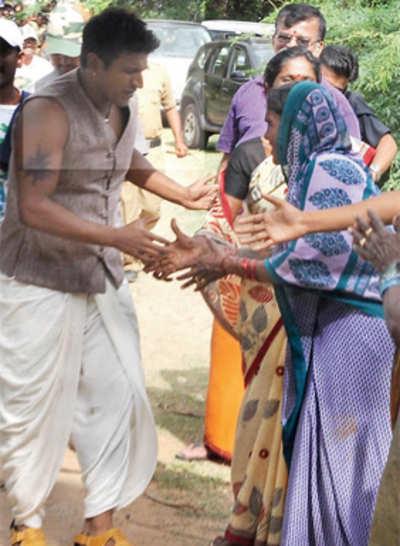 Ranavikrama does a Rowdy Rathore