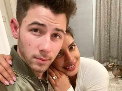 Priyanka Chopra Jonas, Nick Jonas feast on mouthwatering desserts on Thanksgiving