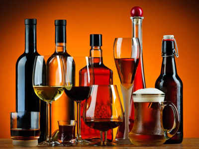 You may be able to buy alcohol bottles from bars at MRP soon