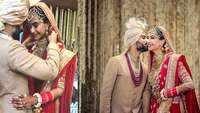 Anand Ahuja posts adorable pictures to wish wife Sonam Kapoor on first wedding anniversary