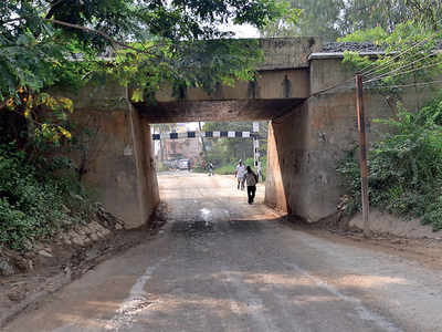 Balegere underpass to be widened
