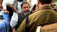 Tikri gang rape: 'Farmer leader' Yogendra Yadav interrogated by cops