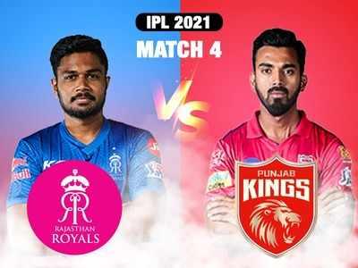 IPL Score 2021, RR vs PK: Punjab Kings beat Rajasthan Royals by 4 runs