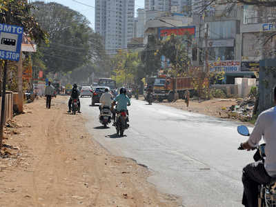 2-km flyover in Varthur doesn't find many takers