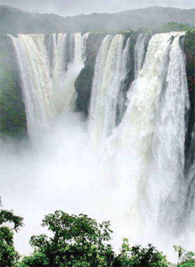 UAE-based businessman invests Rs 450 cr to fluff up Jog Falls; wants nothing in return