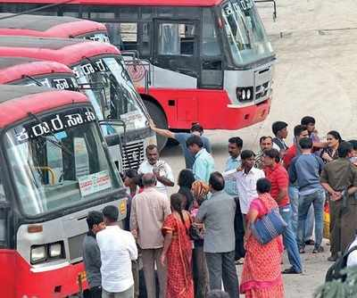 KSRTC has differential fares too