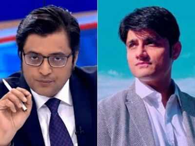 Sandip Ssingh sends legal notice to Arnab Goswami and Republic TV, seeks Rs 200 crore compensation