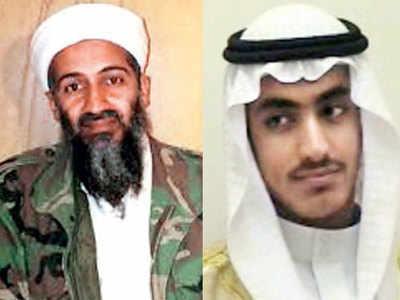 Osama bin Laden's son Hamza killed in air strike: US media