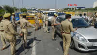 Covid-19: Ghaziabad seals border with Delhi, only essential services allowed