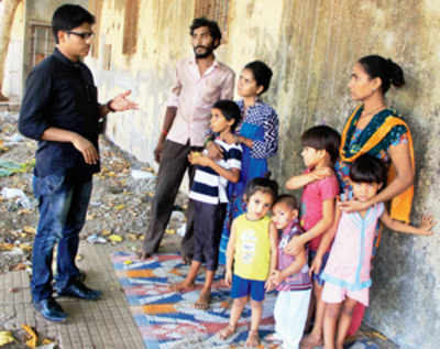 A 21-yr-old who mentors children of a lesser god