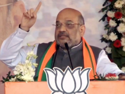 Amit Shah: Despite protests, CAA will not be withdrawn