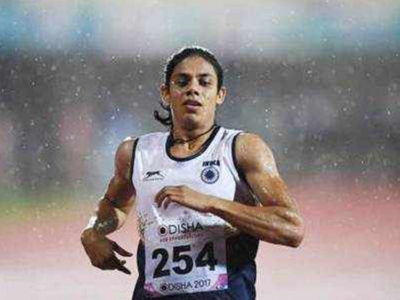 Sprinter Nirmala Sheoran banned for four years for doping
