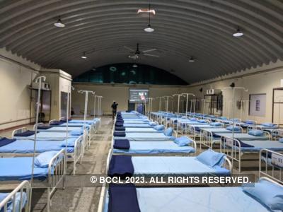 Mumbai: Two new COVID-19 centres inaugurated in Worli