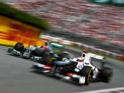 Formula One shutdown period extended to five weeks