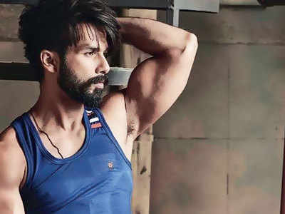 Shahid Kapoor is back in action
