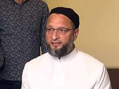 Asaduddin Owaisi urges to reject five-acre land for Masjid