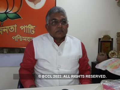 Dilip Ghosh: Kolkata Police delaying permission for Amit Shah's rally