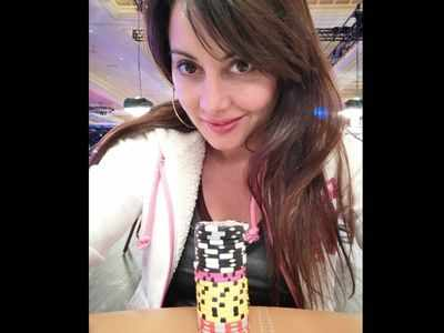 Minissha Lamba is now also a poker player