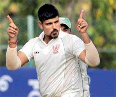 Karn, Nadeem bowl Ind 'A' to innings win