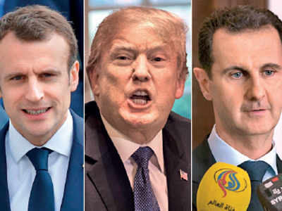 France has proof on Syria chemical attack