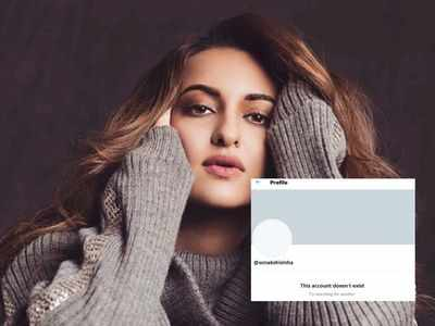 Sonakshi Sinha deactivates Twitter account to stay away from negativity