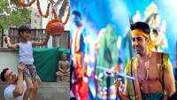 Janmashtami celebrations: From Ajay Devgn-Arjun Rampal to Shilpa Shetty Kundra-Madhuri Dixit, celebs wish fans in their unique style