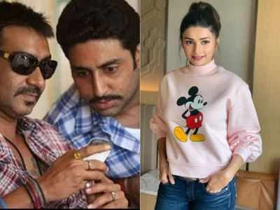 Bol Bachchan turns 8:  Prachi Desai takes a dig at Ajay Devgn for missing her in Bol Bachchan anniversary post, says 'Looks Like You Forgot The Rest Of Us'
