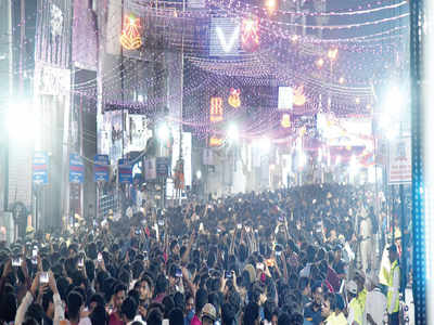 New Year's celebration on MG Road and surrounding areas banned; but restaurants and pubs can operate with 50% capacity