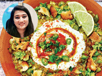 Chaat at home