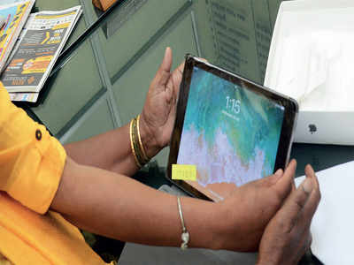 iGet, iKeep: That's what the corporators think of the iPads given to them