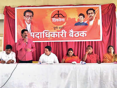 In a first, Shiv Sena likely to contest Pune Lok Sabha seat