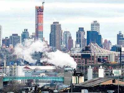 New York City deaths top 1,900