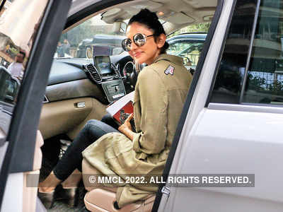 Before lockdown, Rakul Preet Singh spotted after a script reading session